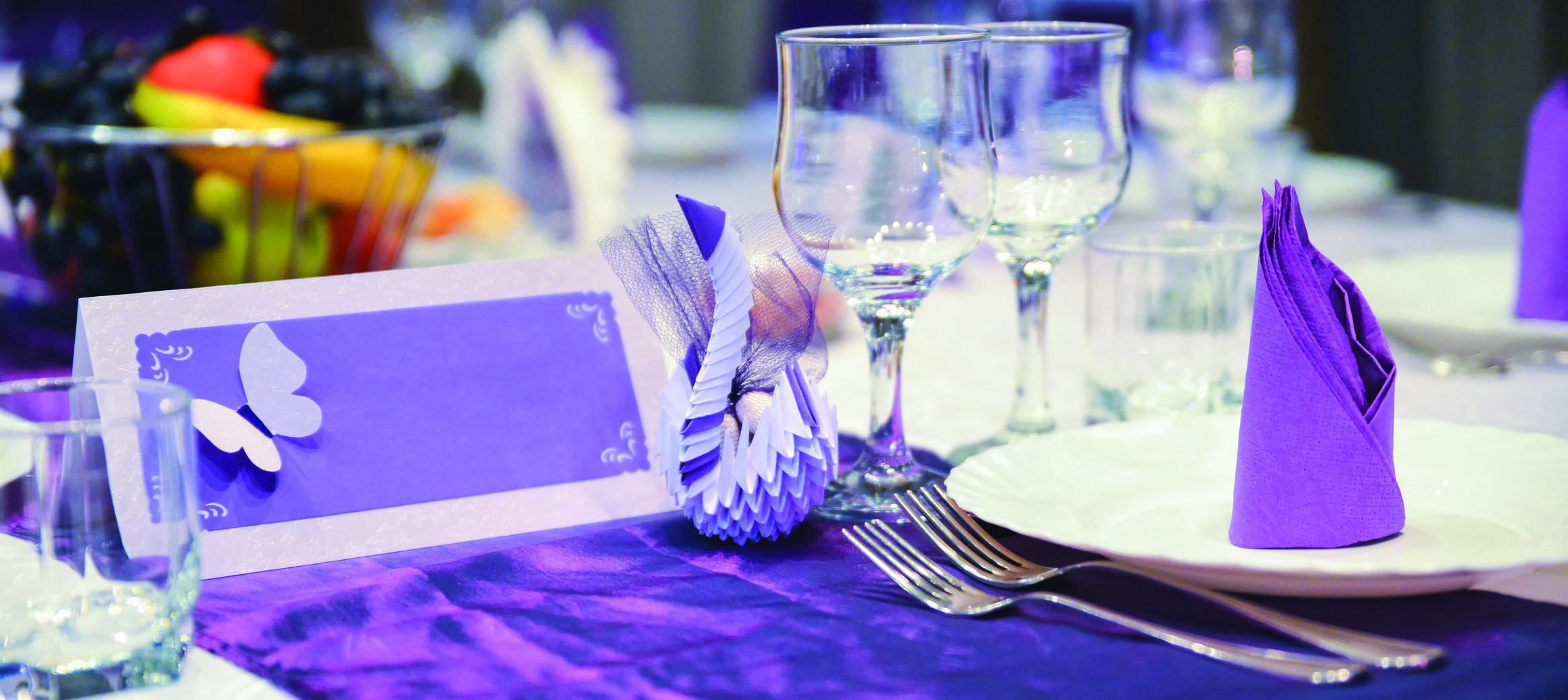 Un repas caritatif et conviviale